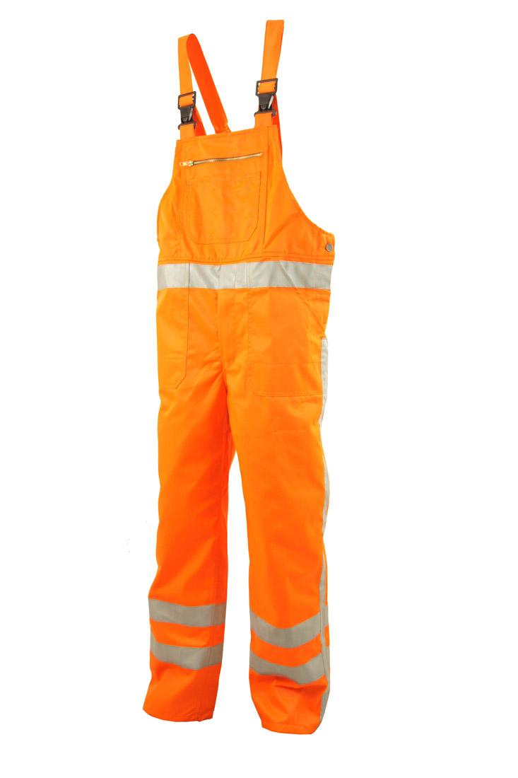 Praag RWS (83.27) | Hivis 2 (bib and brace) trousers