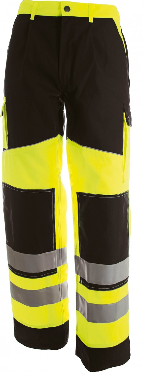 Oakland | Hivis 2 (Bib-and-brace) Trousers