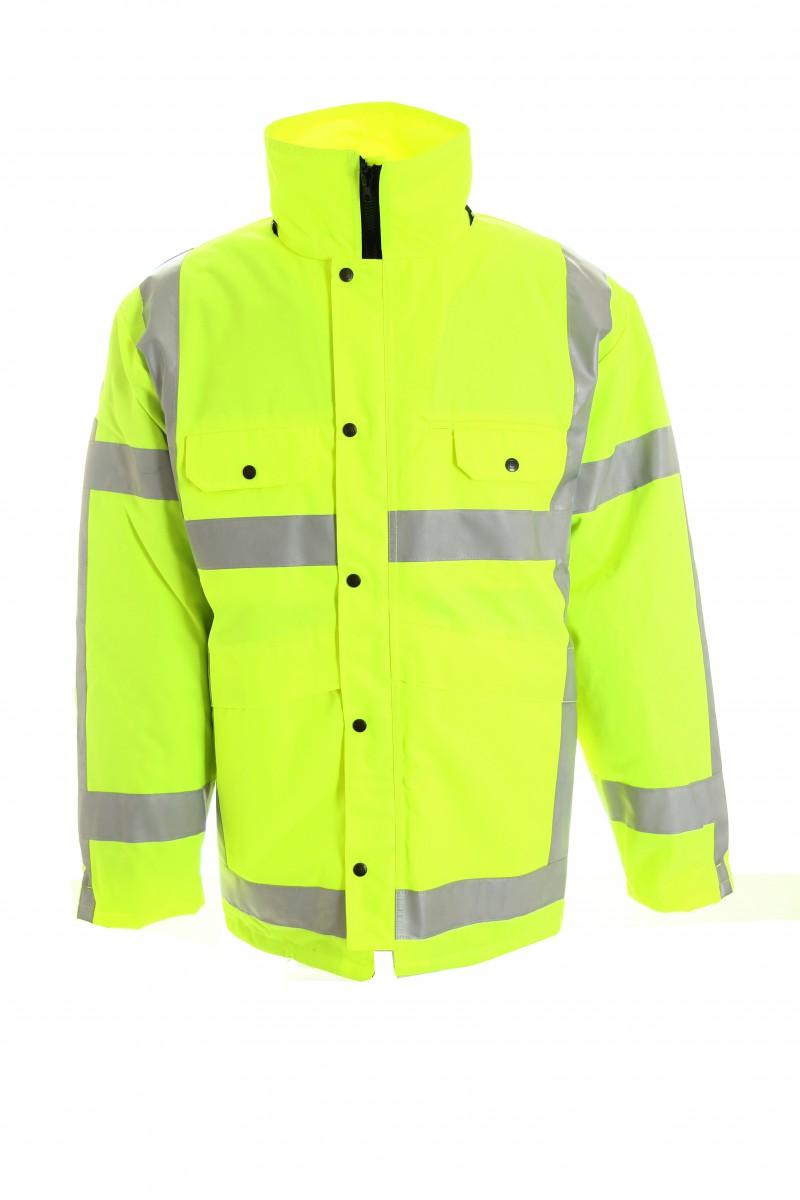 Stockholm (85.34)   Hivis 3 Jacket