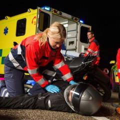 Nieuwe ambulancekleding : Ook veilig genoeg?