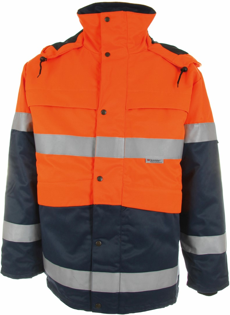 Calgary (85.12500) | Hivis 2 Rainwear Jacket