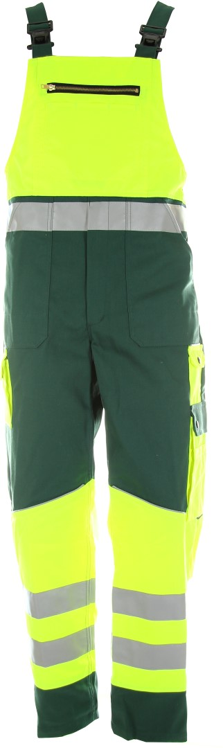 Praag RWS (83.27) | Hivis 2 (Bib-and-brace) Trousers