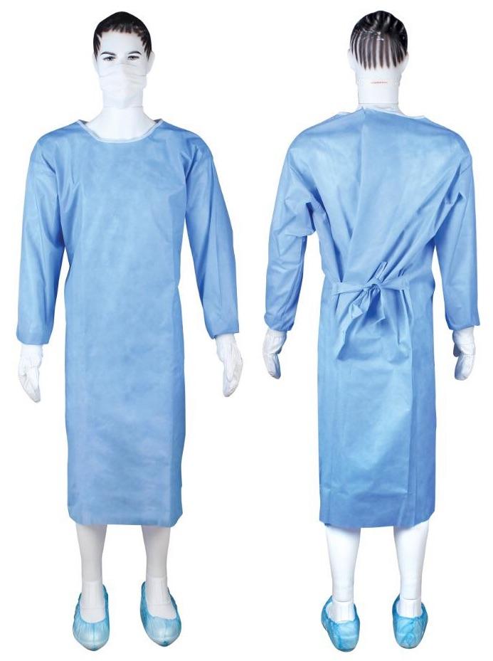 Jas ESC-02 - HMG 415005 Disposable Surgical Gown (non-sterile)